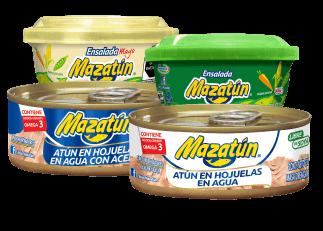 Productos Mazatun