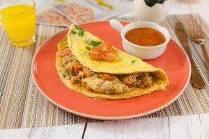 Mazatún-Recetas-Omelette-Espinacas