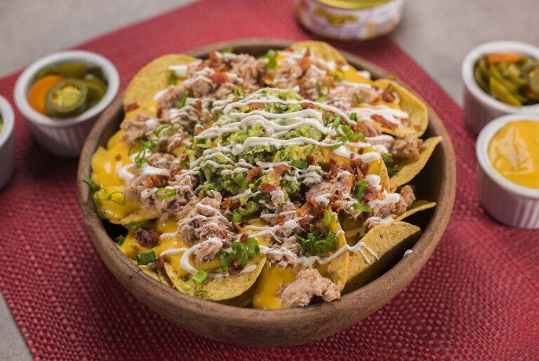 nachos botaneros