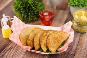 Empanadas rellenas de atún Mazatún